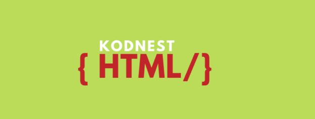 learn-html-kodnest